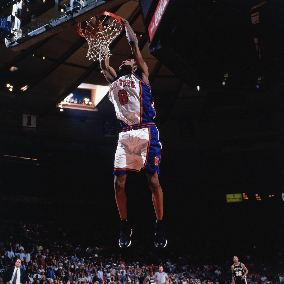 1999 NBA Finals Game 5: San Antonio Spurs vs. New York Knicks