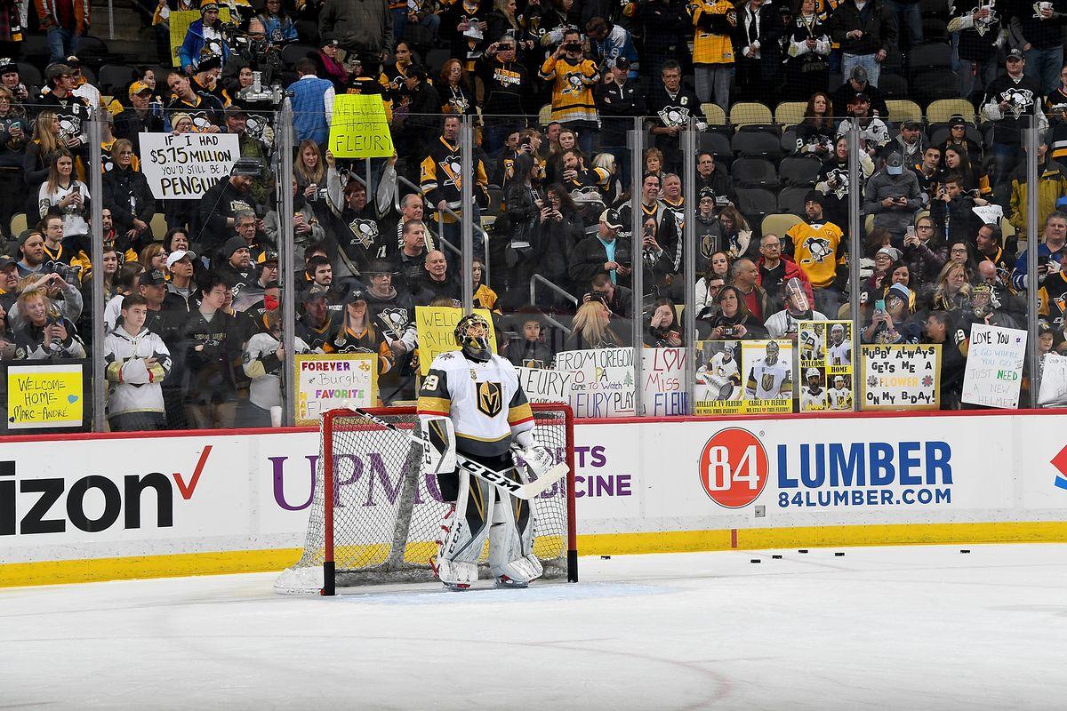 Vegas Golden Knights v Pittsburgh Penguins