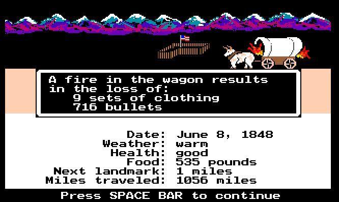 rox wagon fire