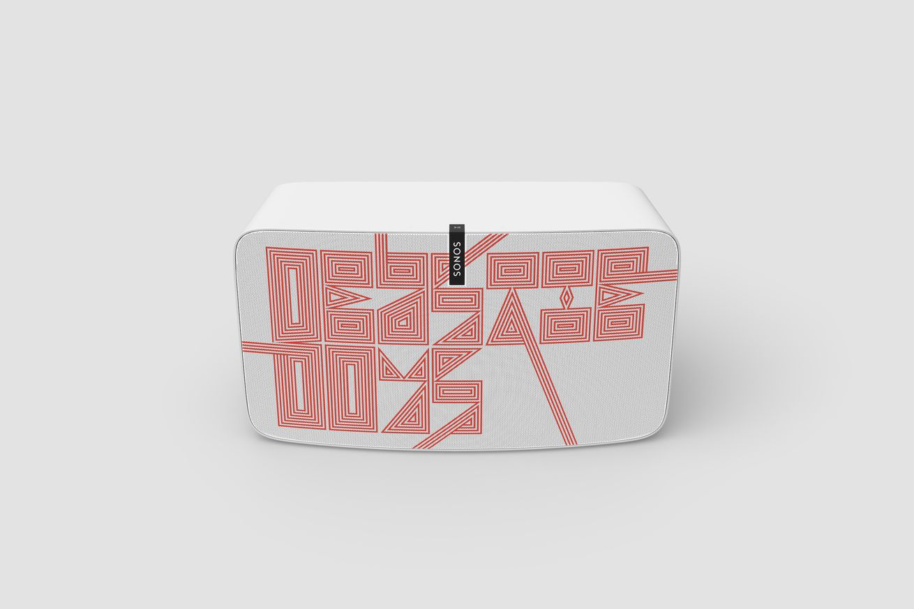 sonos is releasing a beastie boys edition of its play 5 speaker