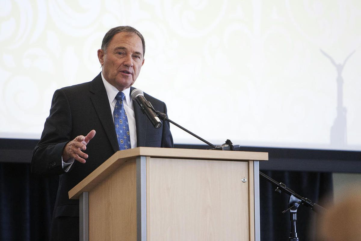 """FILE""""""""An unlikely ally emerged Wednesday to those pushing Gov. Gary Herbert to veto legislation that would lower the legal blood-alcohol content for driving in Utah to .05 percent."""