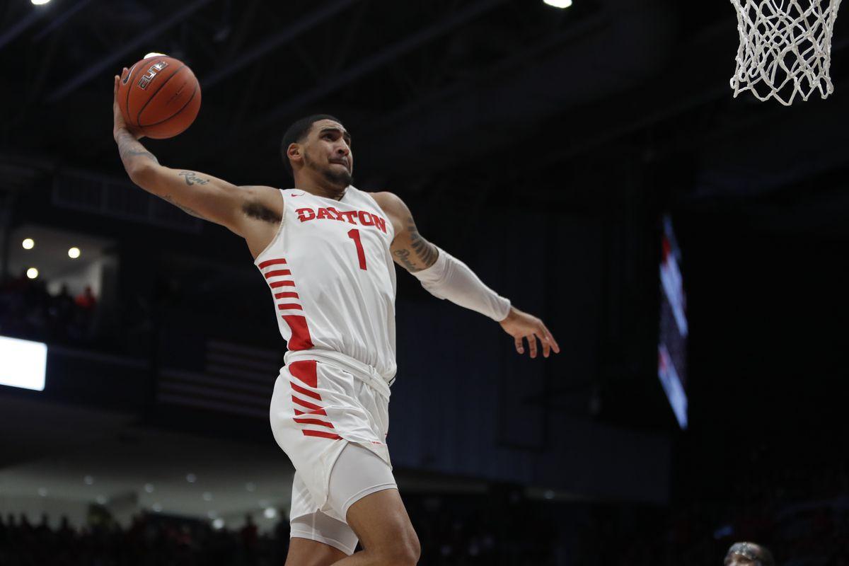 NCAA Basketball: Davidson at Dayton