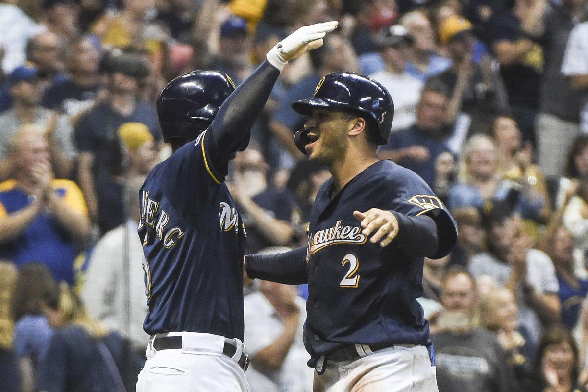 MLB: Pittsburgh Pirates at Milwaukee Brewers