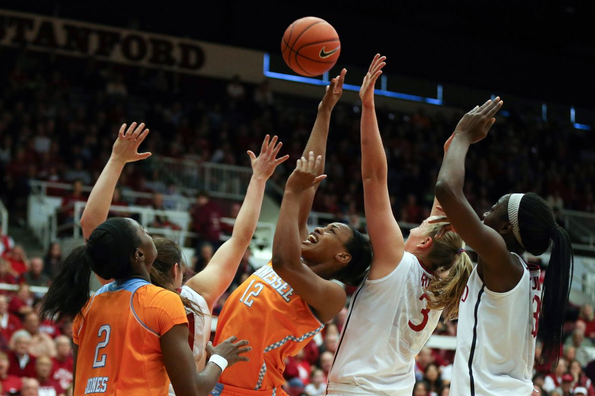 I'm guessing Ogwumike scored on this.
