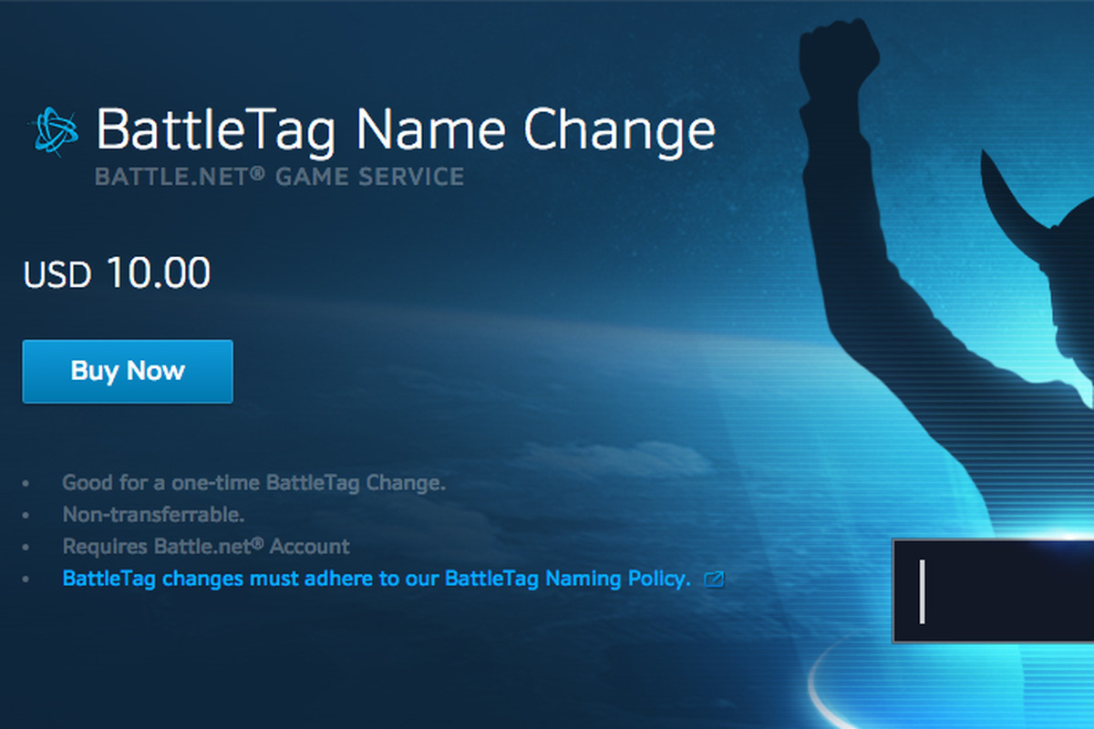 Battle Net Now Selling Battletag Changes For 10 Polygon