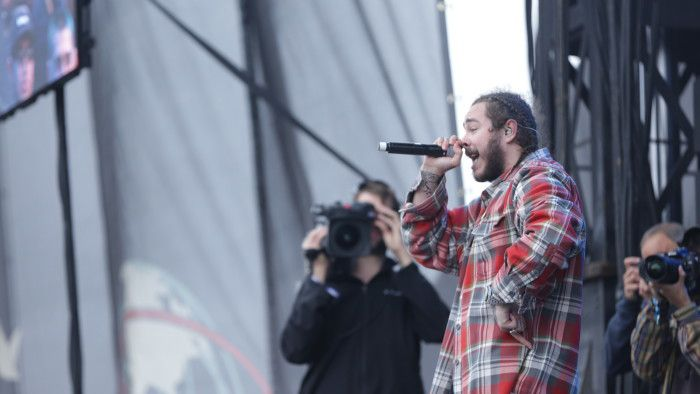 Post Malone at The Meadows Fest