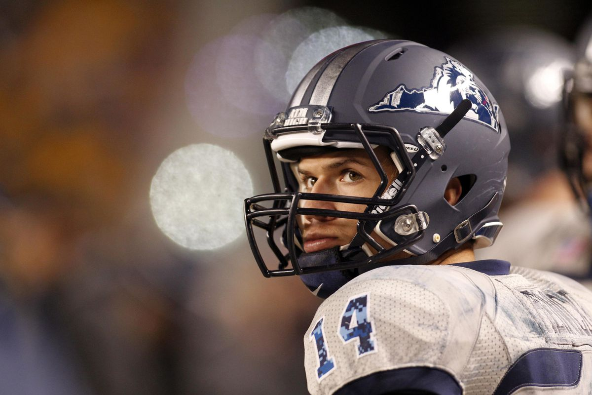Old Dominion senior QB Taylor Heinicke prepares for his first--and last--season playing FBS football.