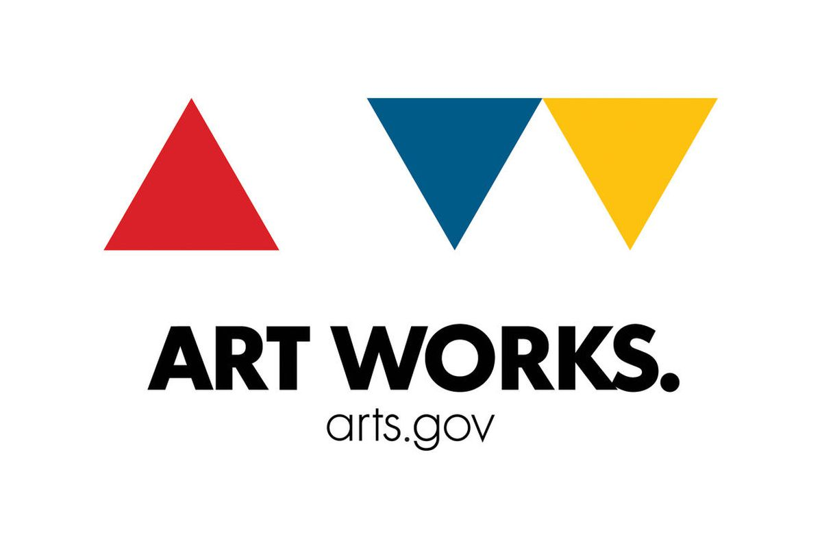 NEA logo, National Endowment for the Arts