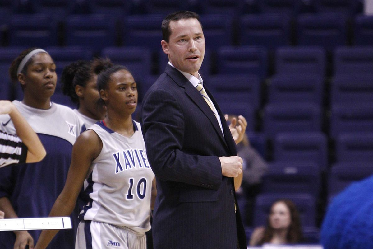 Former Xavier coach Kevin McGuff is rumored to be headed back to Ohio.