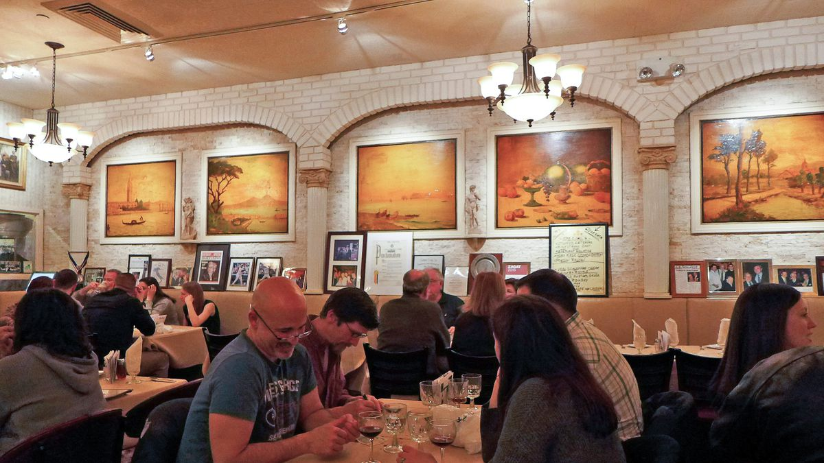 10 old fashioned italian american restaurants to try in for American cuisine new york