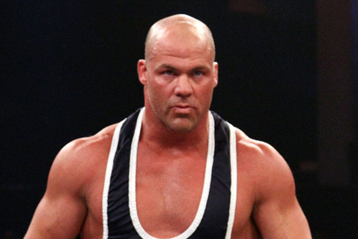 Kurt Angle Please Resume Staying Out Of The News