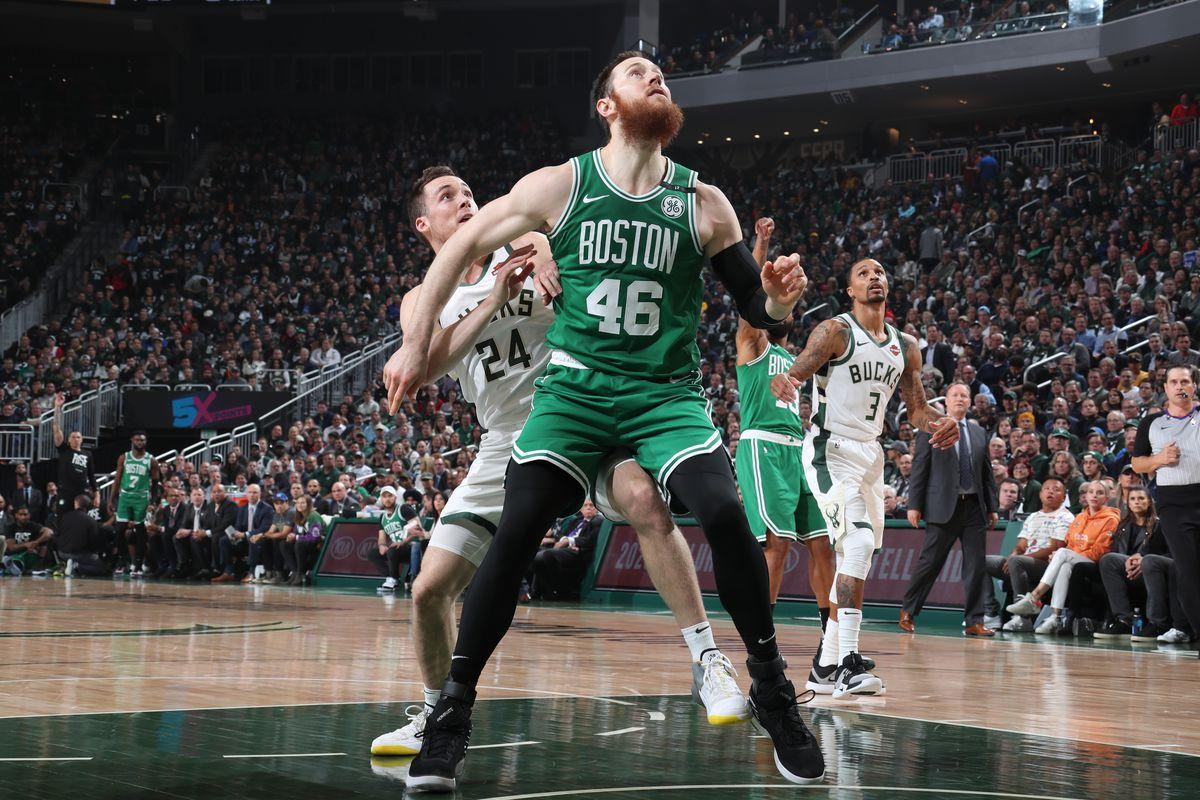 Eastern Conference Semifinals - Boston Celtics v Milwaukee Bucks