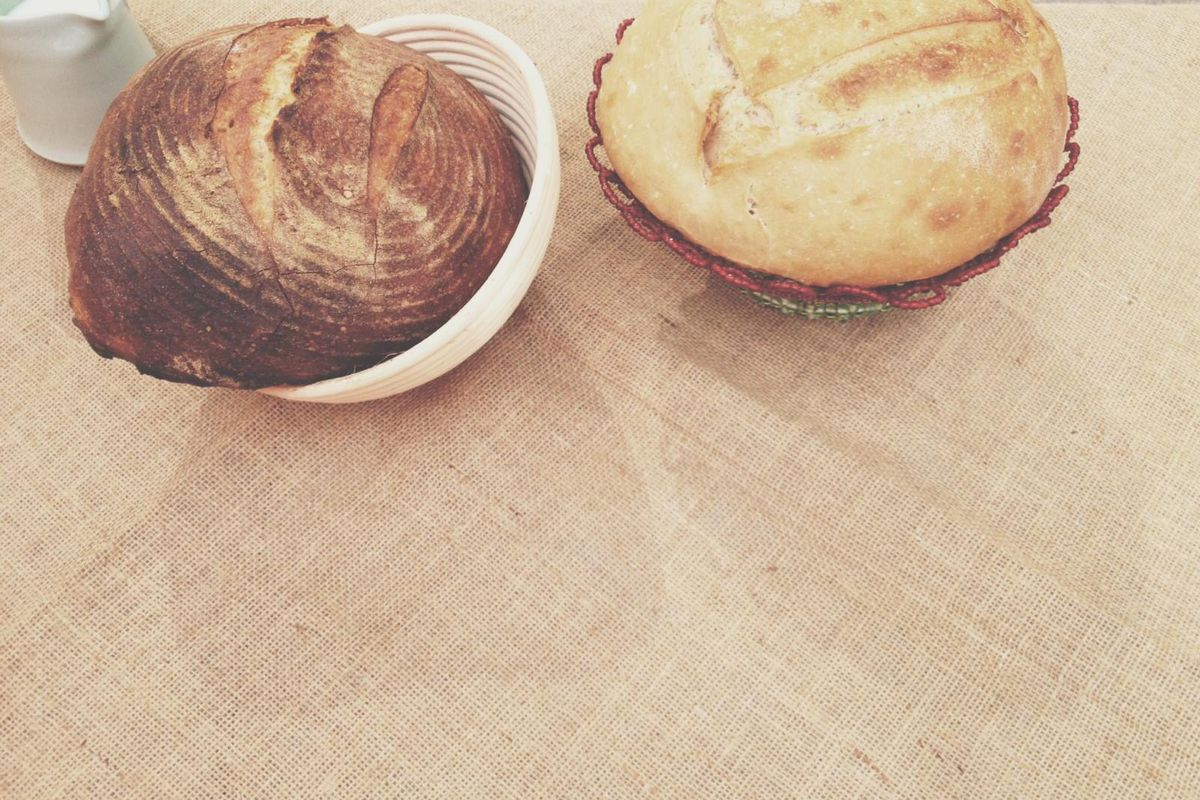 Bread from Grist & Toll