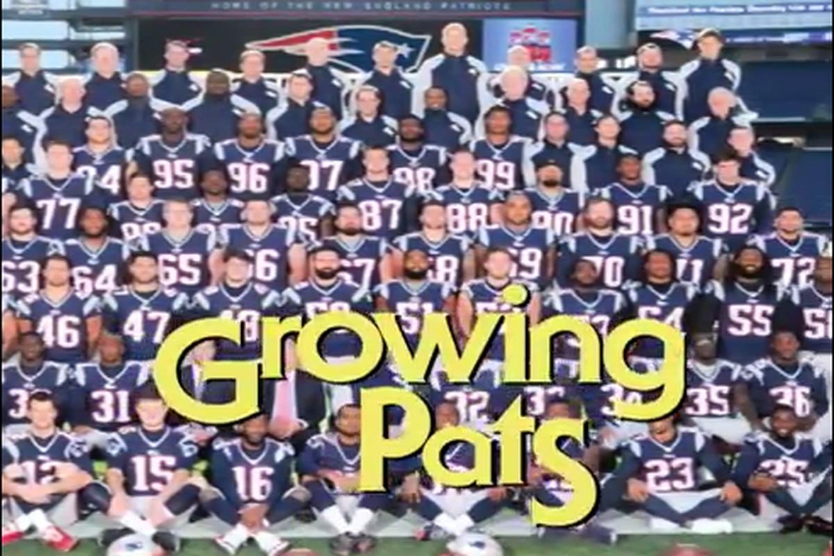 sale retailer b37a7 427c9 Patriots wide receiver Julian Edelman spoofs 80's sitcom for ...