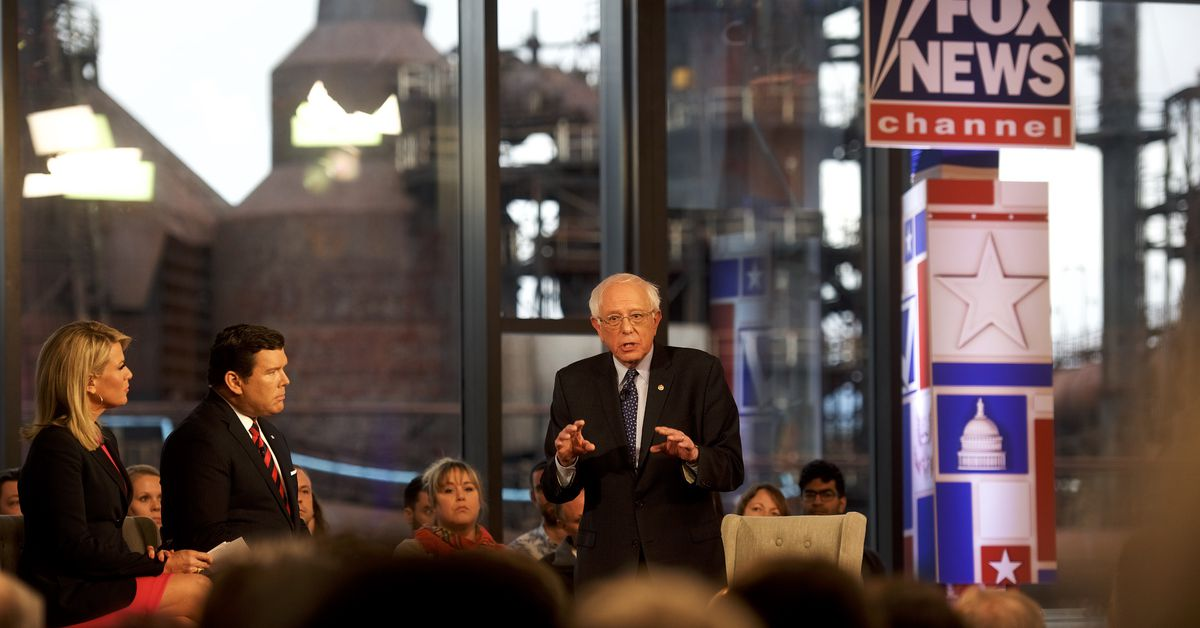 Donald Trump really isn?t happy that Fox News hosted a town hall with Bernie Sanders