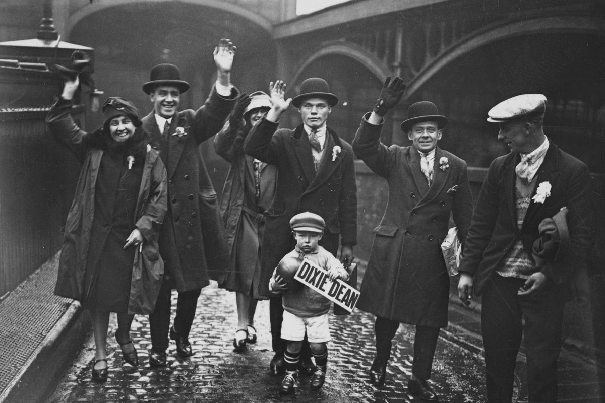 Everton FC Supporters