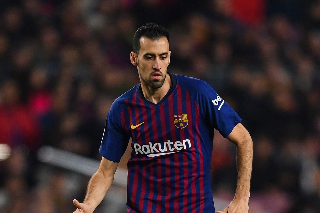 Sergio Busquets: ?We?ve been warned and must do our best?