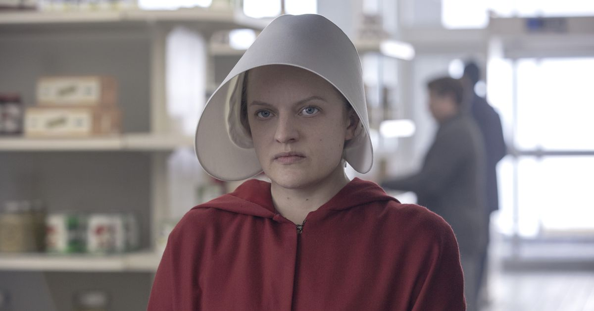The Handmaid's Tale ends a terrible story arc with an episode that's kind of okay