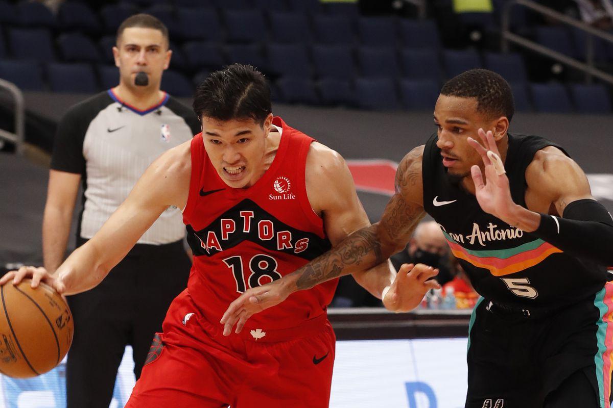 Five thoughts recap: Toronto Raptors 117, San Antonio Spurs 112, Yuta Watanabe