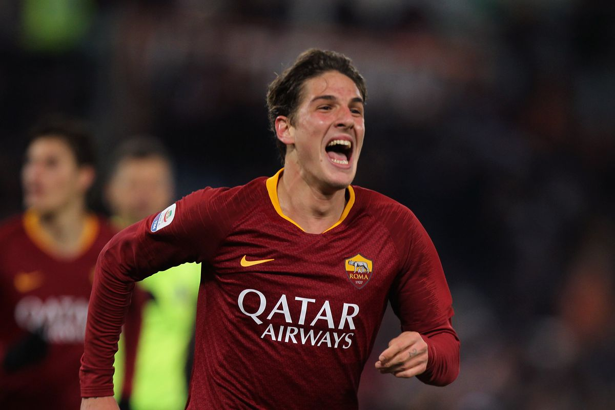 Image result for nicolò zaniolo