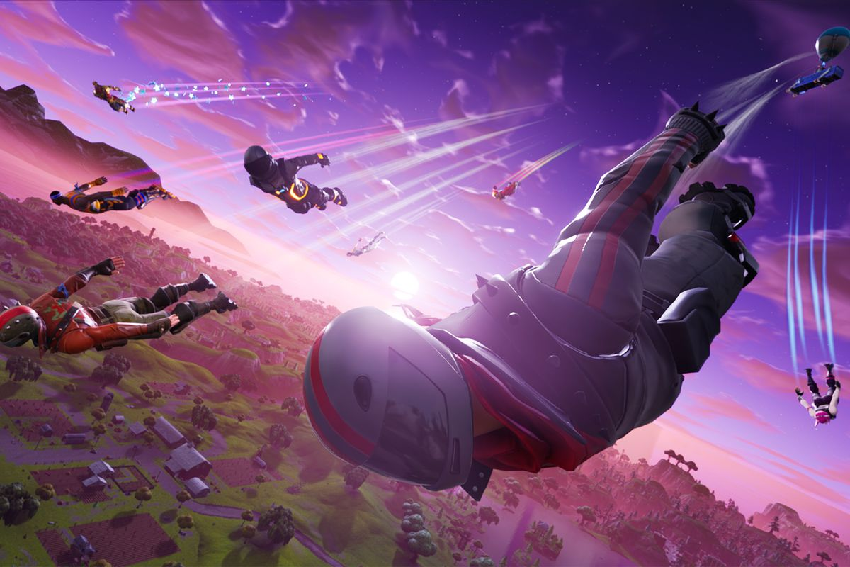 pubg maker drops suit against epic games over fortnite - fortnite background png snow