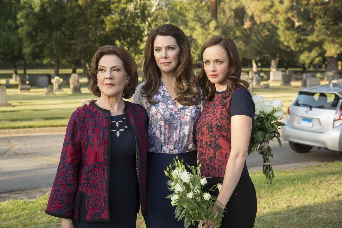 de80f3716dba After 8 years, we finally know Gilmore Girls' final 4 words. They're ...