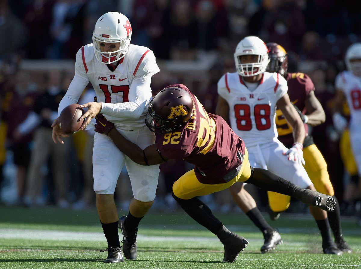 Rutgers v Minnesota