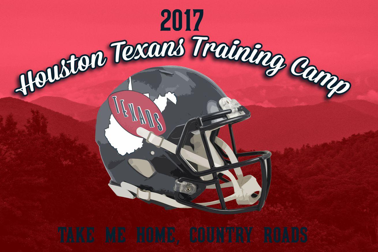 2017 Houston Texans Training Camp Live: Day Seventeen