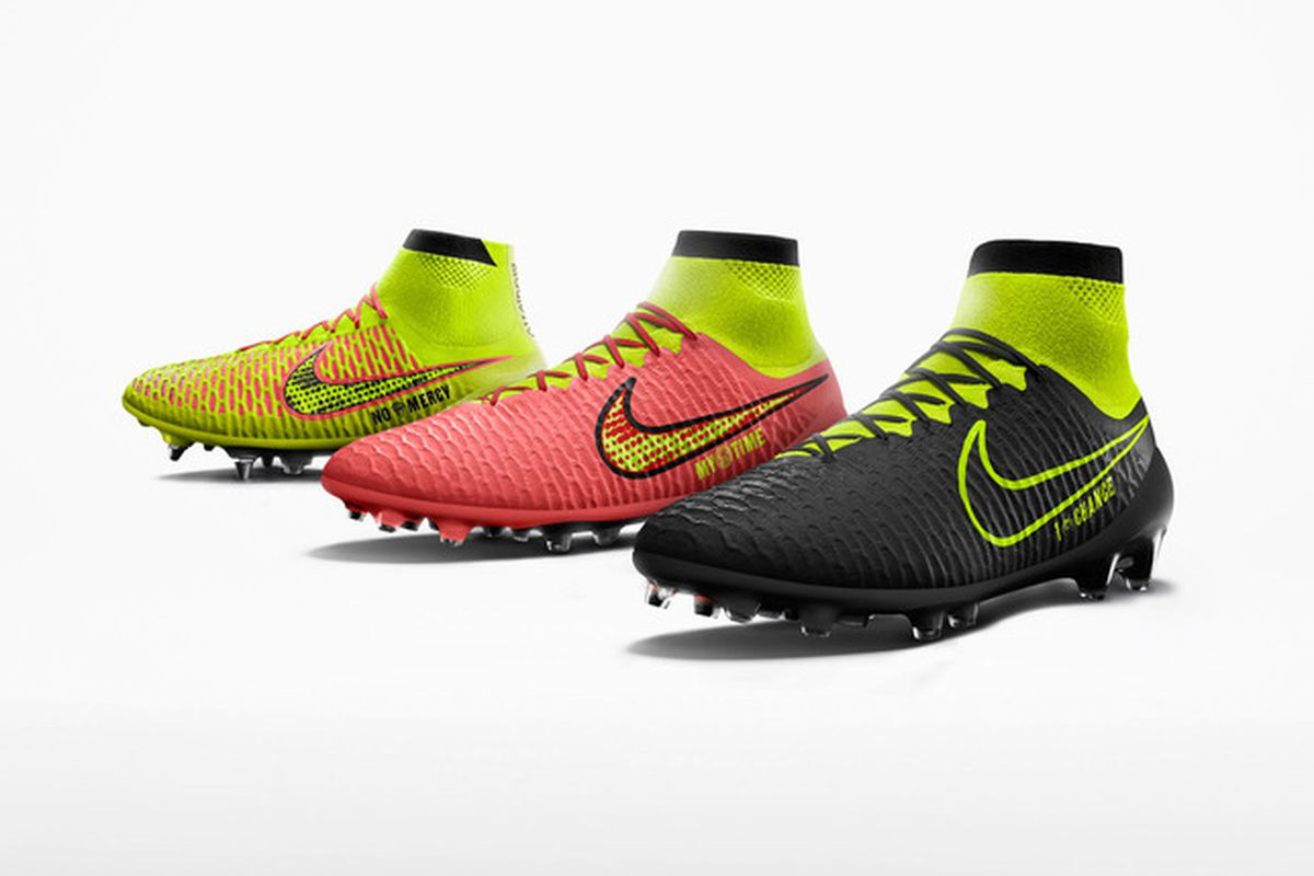 83fba573b5c1 Nike allow you to make Magista yours with new NikeID colorways ...