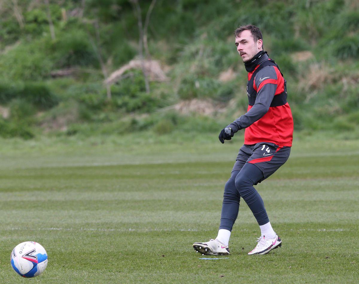 Sunderland AFC Training Session
