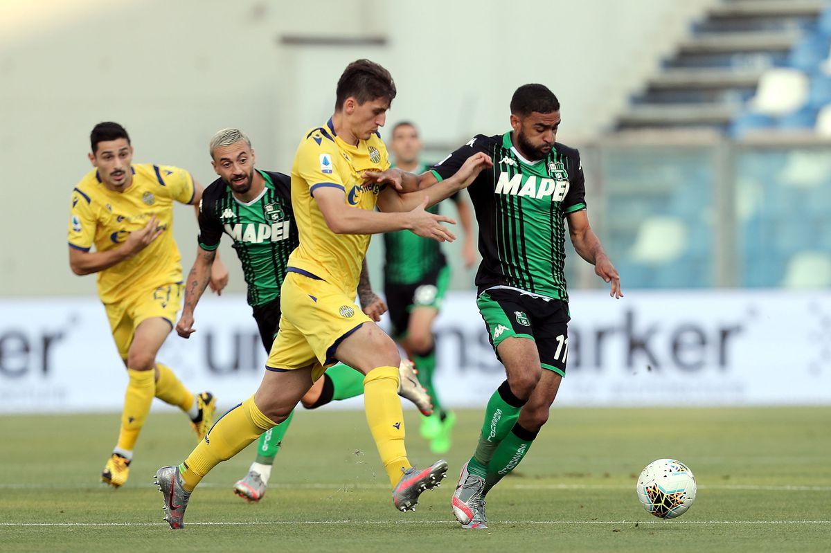 US Sassuolo v Hellas Verona - Serie A