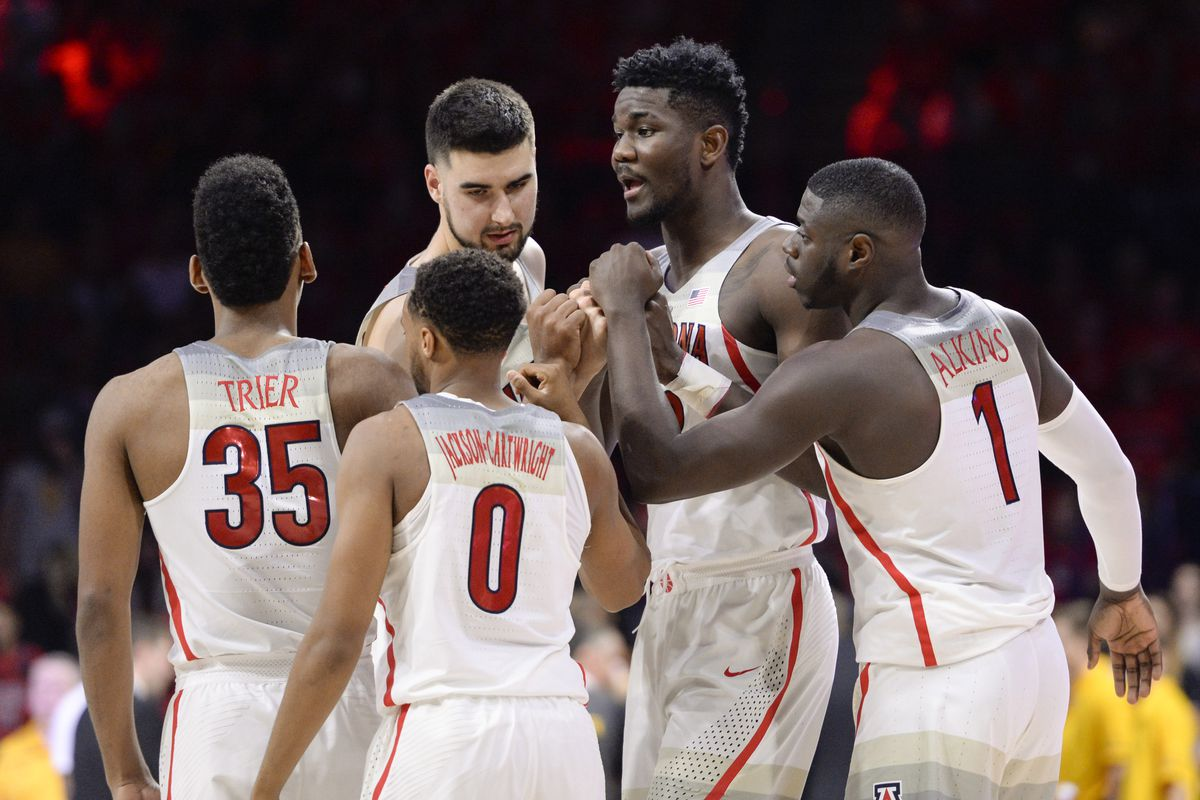 oregon state basketball: opponent preview - arizona wildcats (game