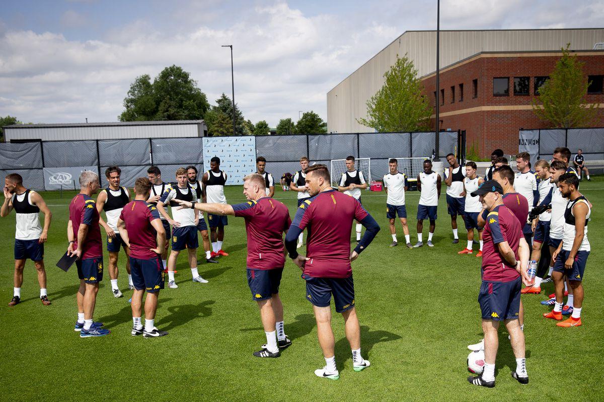 Aston Villa Pre-Season Tour