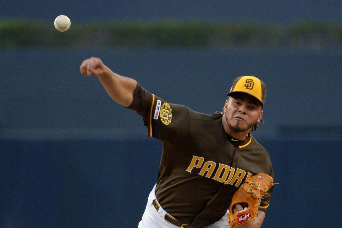 MLB: Atlanta Braves at San Diego Padres