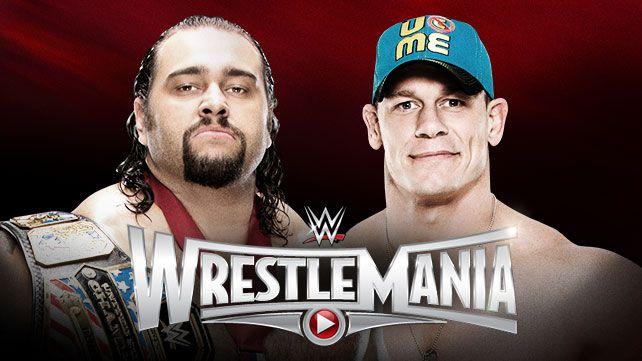 Wrestlemania 31 U.S. championship