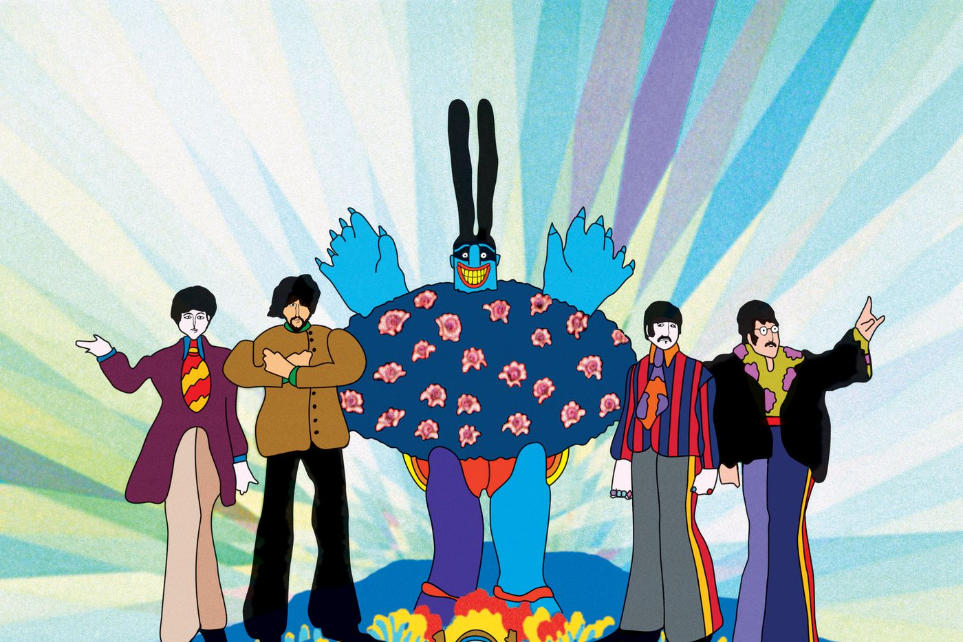 Experience Beatlemania This Weekend With Yesterday And Yellow