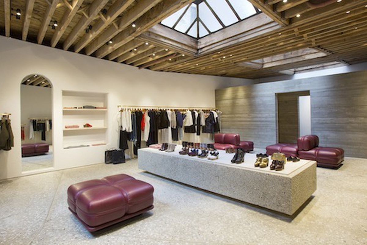 The new Rachel Comey store in Soho