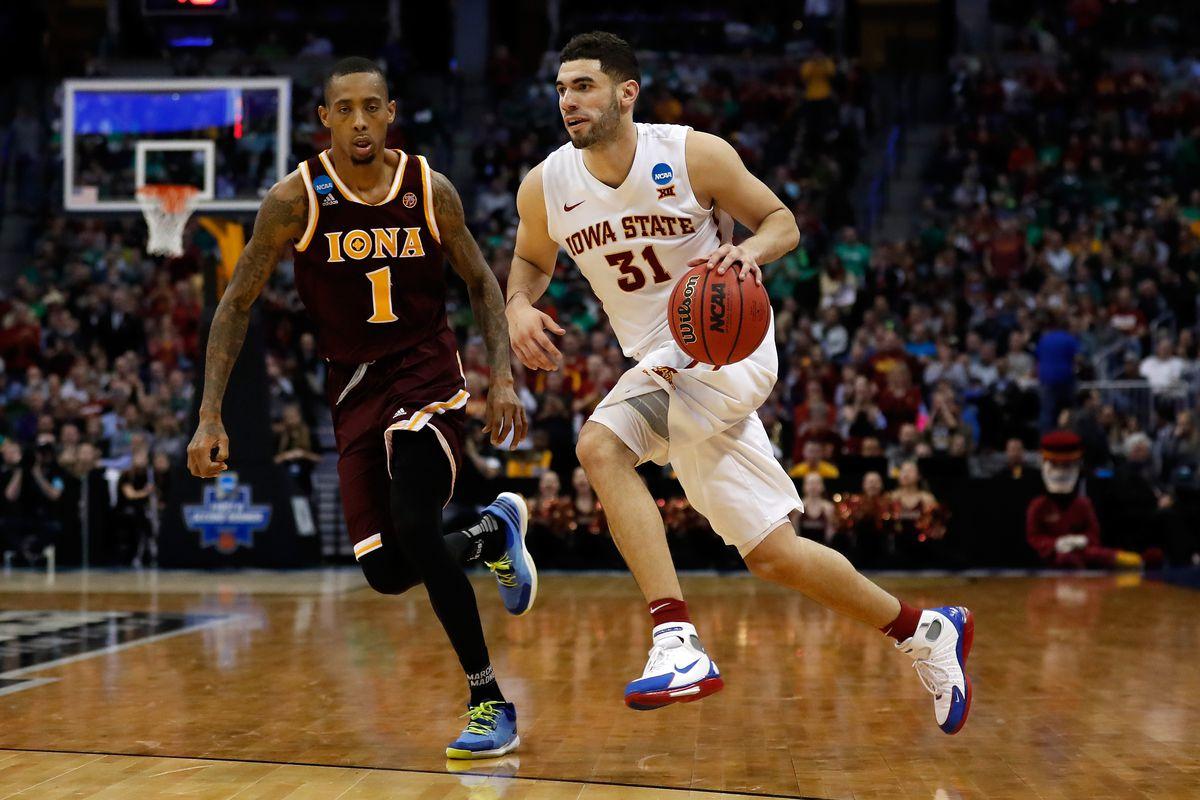 NCAA Basketball Tournament - First Round - Iowa St. v Iona