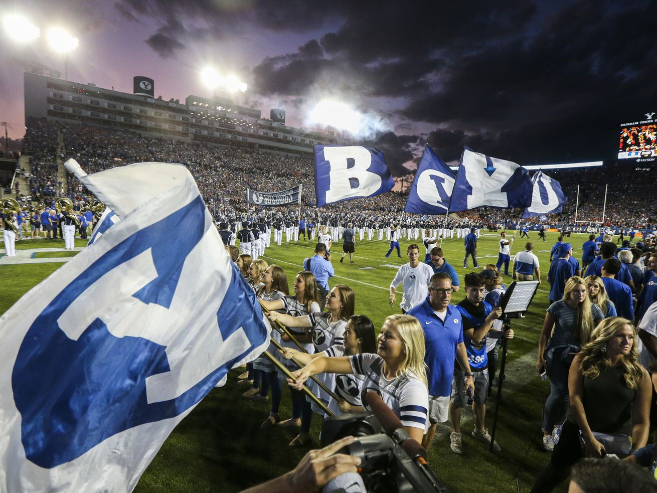 BYU vs. Boise State: How to watch, attend, stream or listen to the game