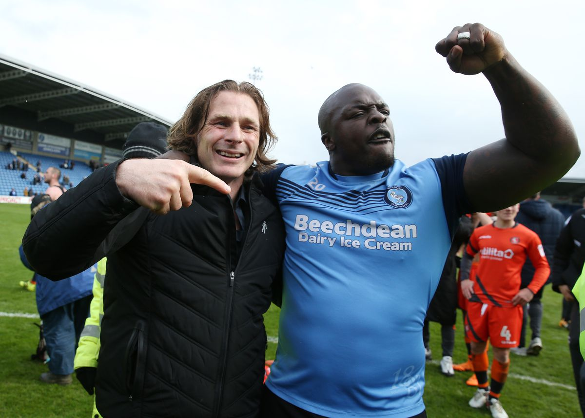 Chesterfield v Wycombe Wanderers - Sky Bet League Two - Proact Stadium