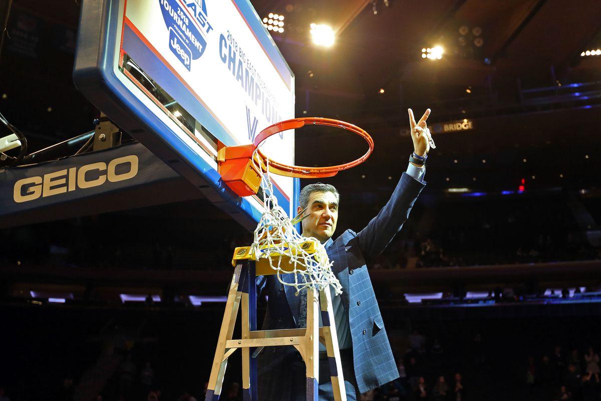 NCAA Basketball: Big East Conference Tournament Championship-Villanova vs Providence