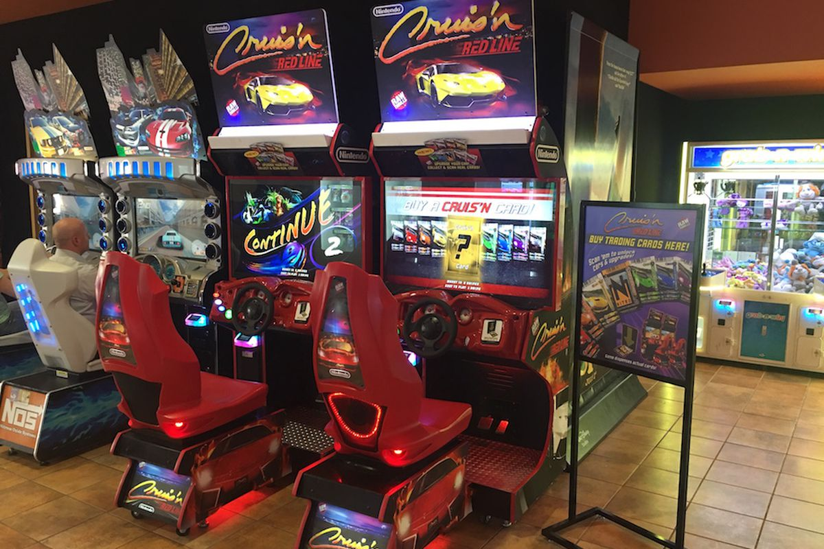 Cruis N Returns In A New Arcade Racing Game Polygon