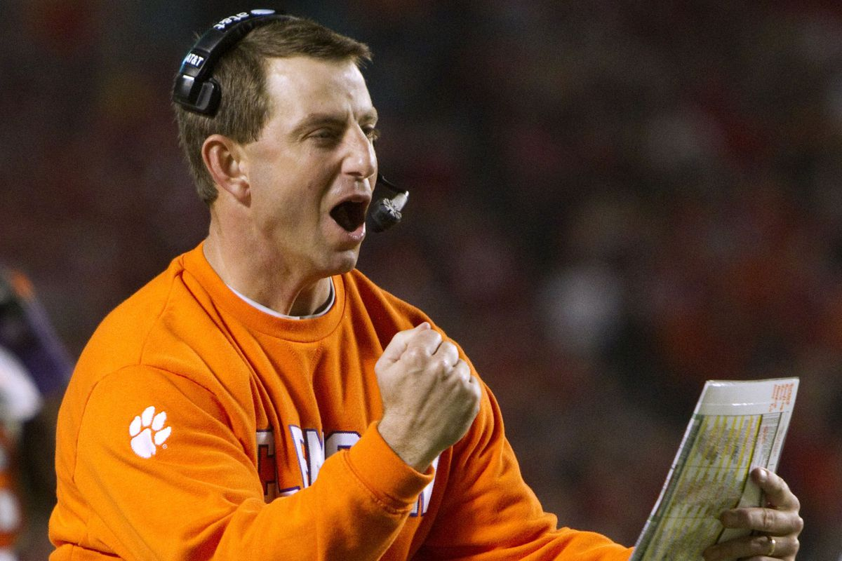 Dabo is ready for signing day, are you?