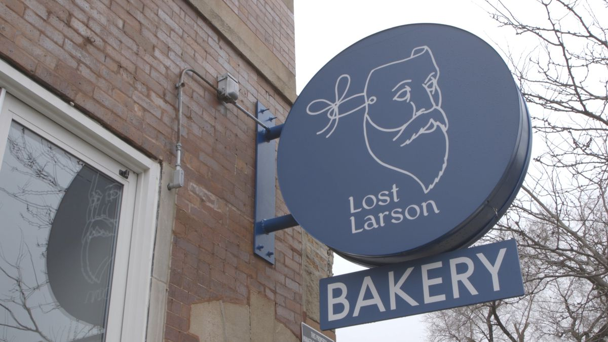 The sign outside Lost Larson in Andersonville.   Brian Rich/Sun-Times