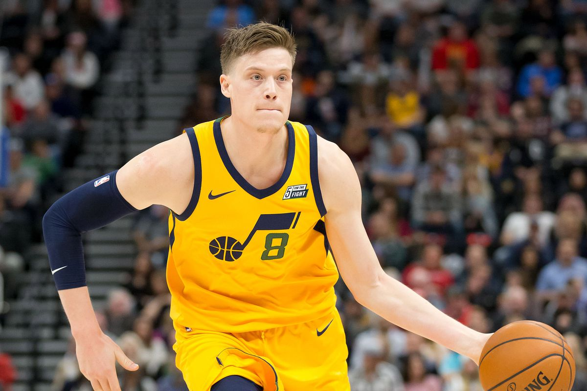 289a48eb1 NBA Free Agency Rumors  Warriors will sign recently-waived Jonas Jerebko