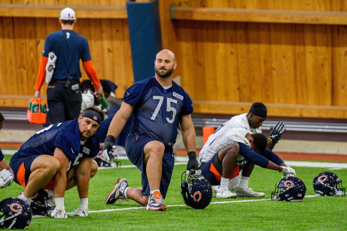NFL: JUN 12 Chicago Bears Minicamp