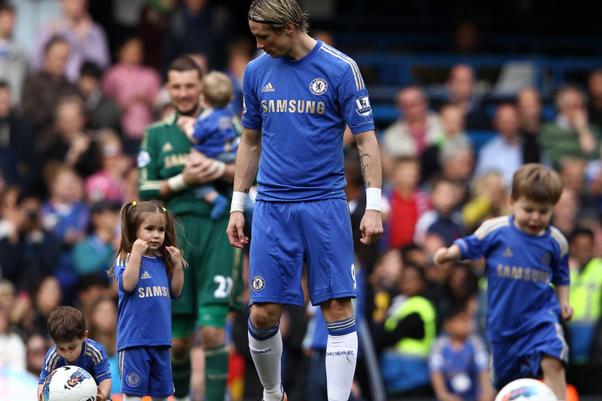 f0e1e3f75 So what does Chelsea FC do with Fernando Torres anyway? - We Ain't ...