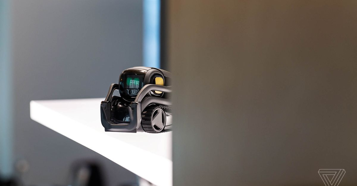 Anki's Latest Robot Vector is Available Today