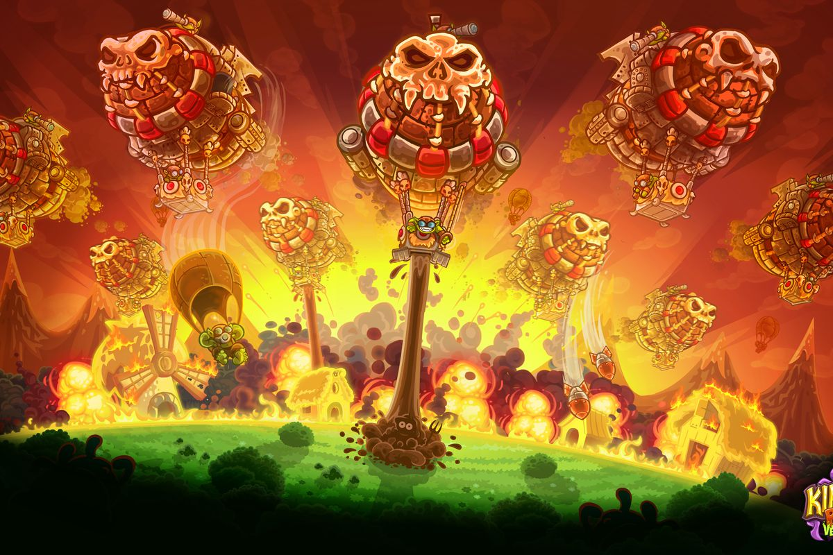 Kingdom Rush: Vengeance — should you buy towers or heroes? - Polygon