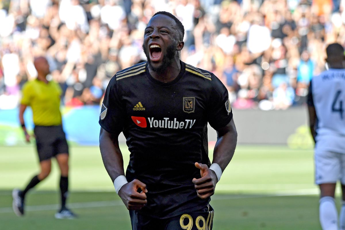 7d70a22a04c LAFC forward Adama Diomande has started life in MLS in blistering form
